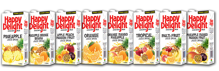 Happy Delight Fruit Juice
