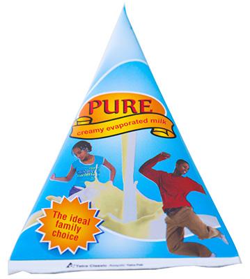 Pure Creamy Evaporated Milk