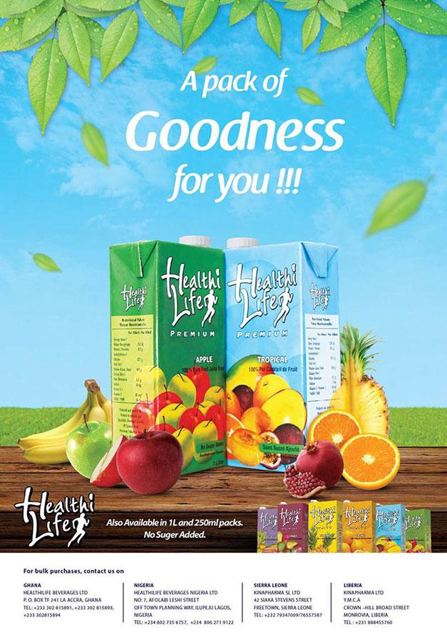 Healthilife Ad